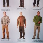Ethan Stone in Catalog shoot for Royal Robbins